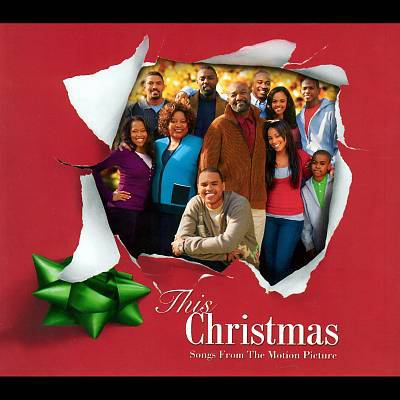 Cover image for This Christmas songs from the motion picture.