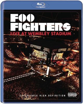 Cover image for Live at Wembley Stadium