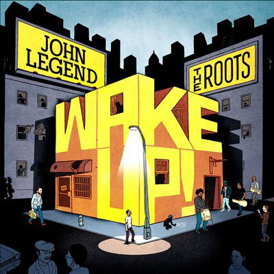 Cover image for Wake up!