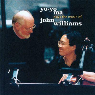 Cover image for Yo-Yo Ma plays the music of John Williams.