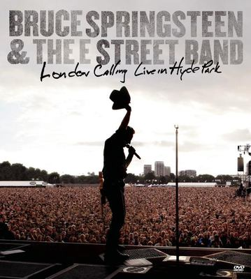 Cover image for London calling live in Hyde Park