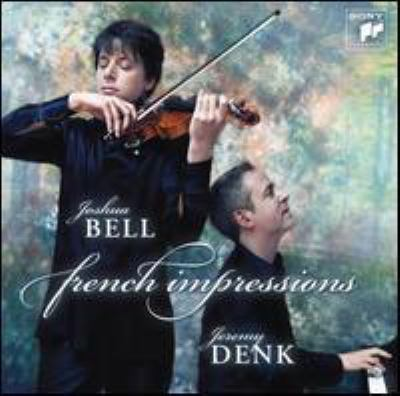 Cover image for French impressions