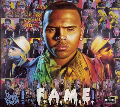Cover image for F.A.M.E.