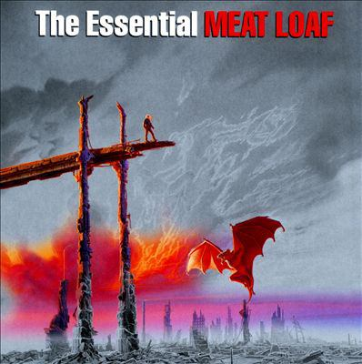 Cover image for The essential Meat Loaf