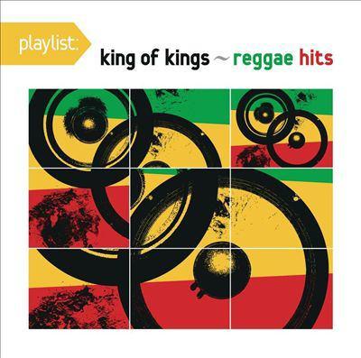 Cover image for King of kings Reggae hits.