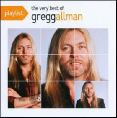 Cover image for The very best of Greg Allman