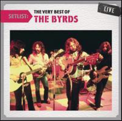 Cover image for The very best of The Byrds live