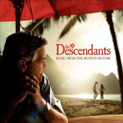 Cover image for The descendants music from the motion picture.