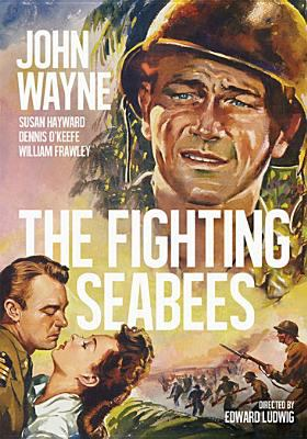 Cover image for The fighting seabees