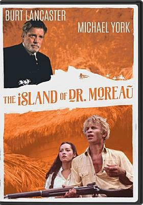 Cover image for The Island of Dr. Moreau