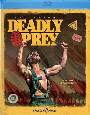 Cover image for Deadly prey