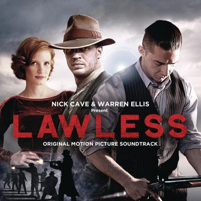 Cover image for Lawless original motion picture soundtrack.