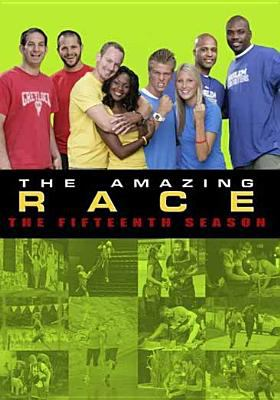 Cover image for The amazing race. The fifteenth season