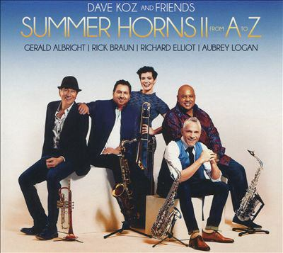 Cover image for Summer horns II from A to Z
