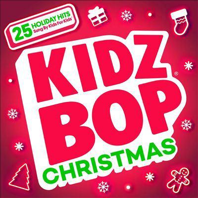 Cover image for Kidz bop Christmas