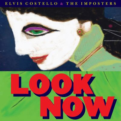 Cover image for Look now