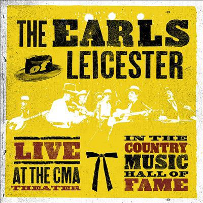 Cover image for Live at the CMA Theater in the Country Music Hall of Fame