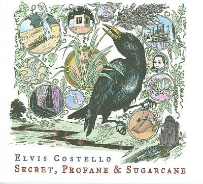 Cover image for Secret, profane & sugarcane