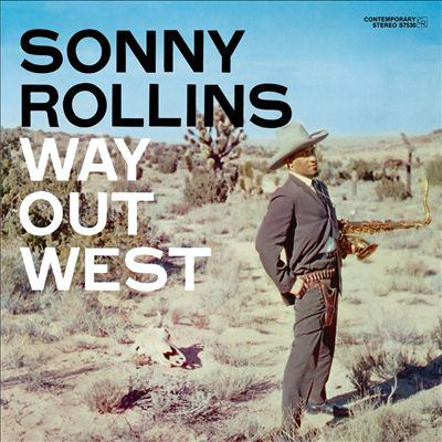 Cover image for Way out west