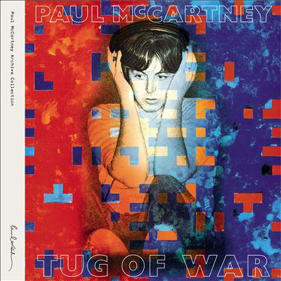 Cover image for Tug of war