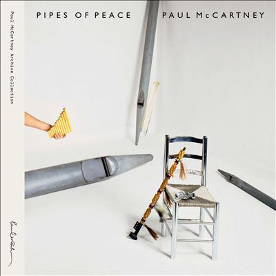 Cover image for Pipes of peace
