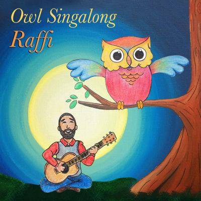 Cover image for Owl singalong