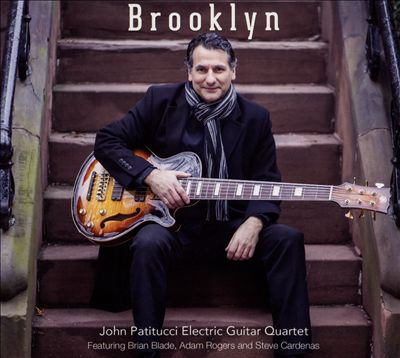 Cover image for Brooklyn
