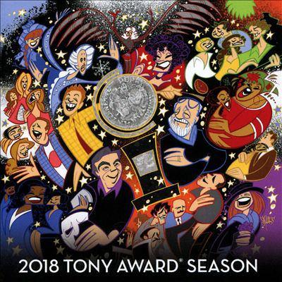 Cover image for 2018 Tony Award season.