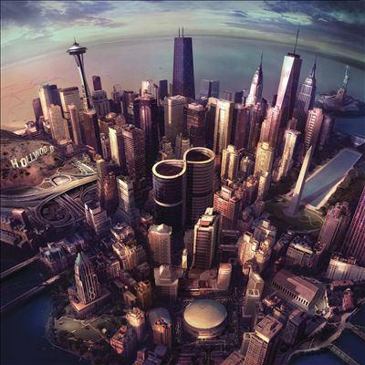 Cover image for Sonic highways