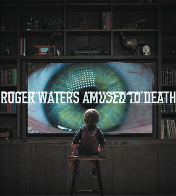 Cover image for Amused to death