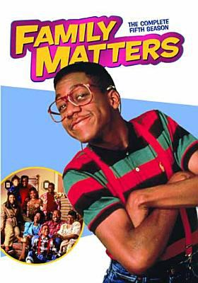 Cover image for Family matters. The complete fifth season