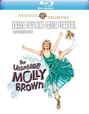 Cover image for The unsinkable Molly Brown