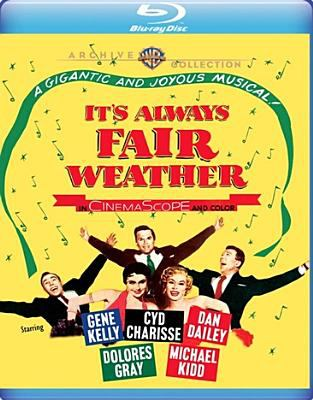 Cover image for It's always fair weather
