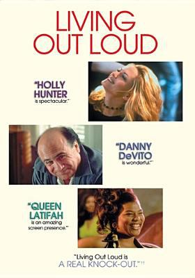 Cover image for Living out loud