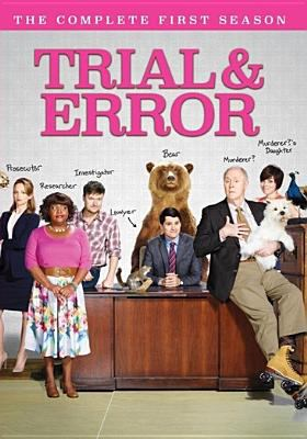 Cover image for Trial & error. The complete first season.