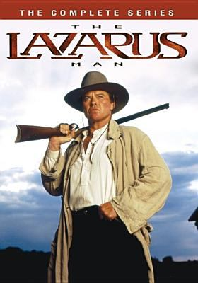 Cover image for The Lazarus man : the complete series.