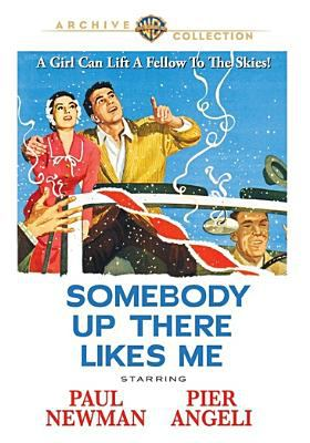 Cover image for Somebody up there likes me