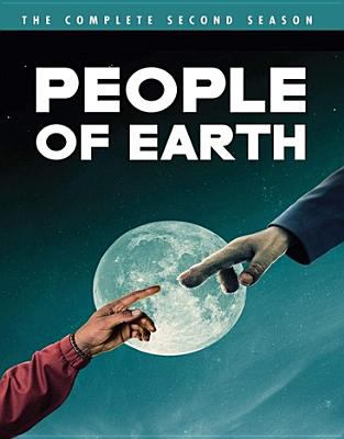 Cover image for People of Earth. The complete second season.