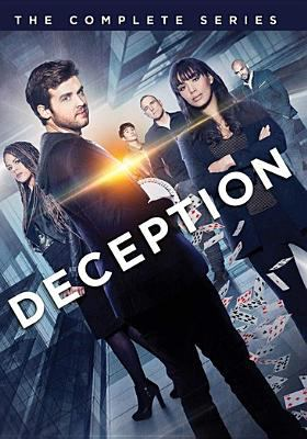 Cover image for Deception. The complete series