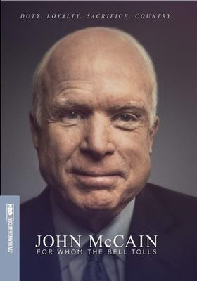 Cover image for John McCain : for whom the bell tolls