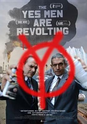 Cover image for The Yes Men are revolting