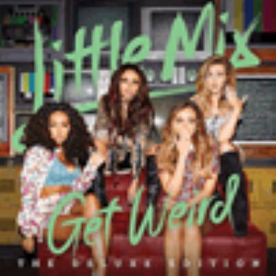Cover image for Get weird