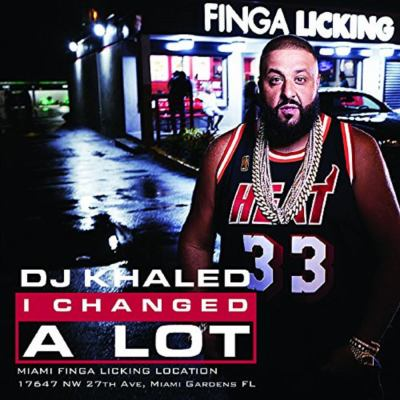 Cover image for I changed a lot