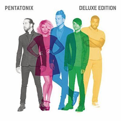 Cover image for Pentatonix.