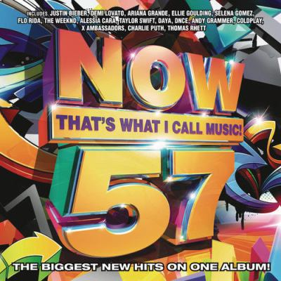 Cover image for Now that's what I call music! 57.