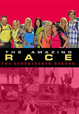 Cover image for The amazing race. The seventeenth season