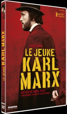 Cover image for The young Karl Marx