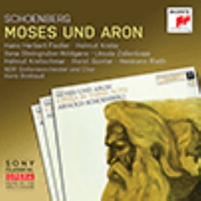Cover image for Moses und aron