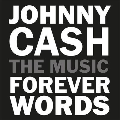 Cover image for Johnny Cash : forever words.