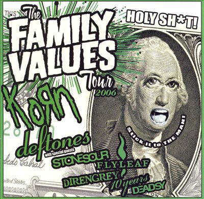 Cover image for Family values tour. 2006